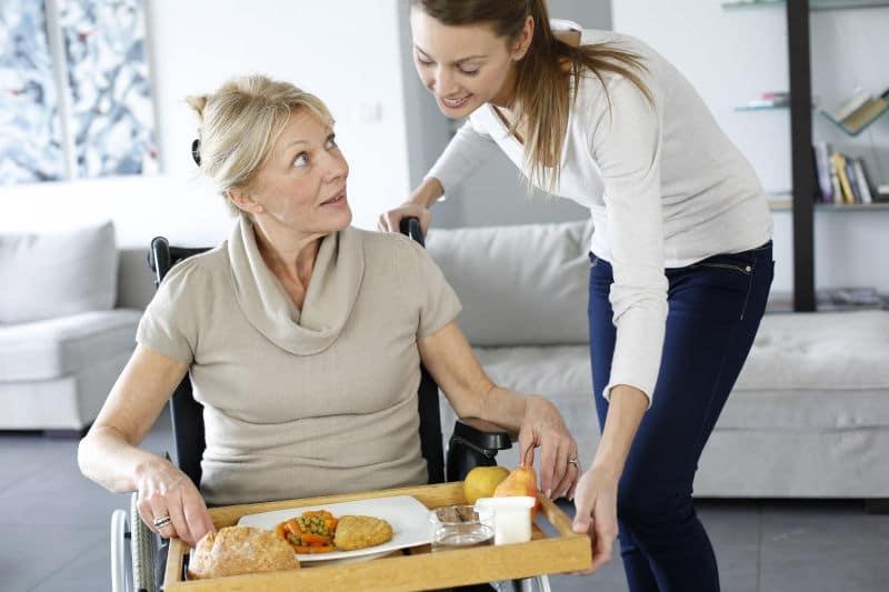 Présenter une demande d'aide personnelle à domicile